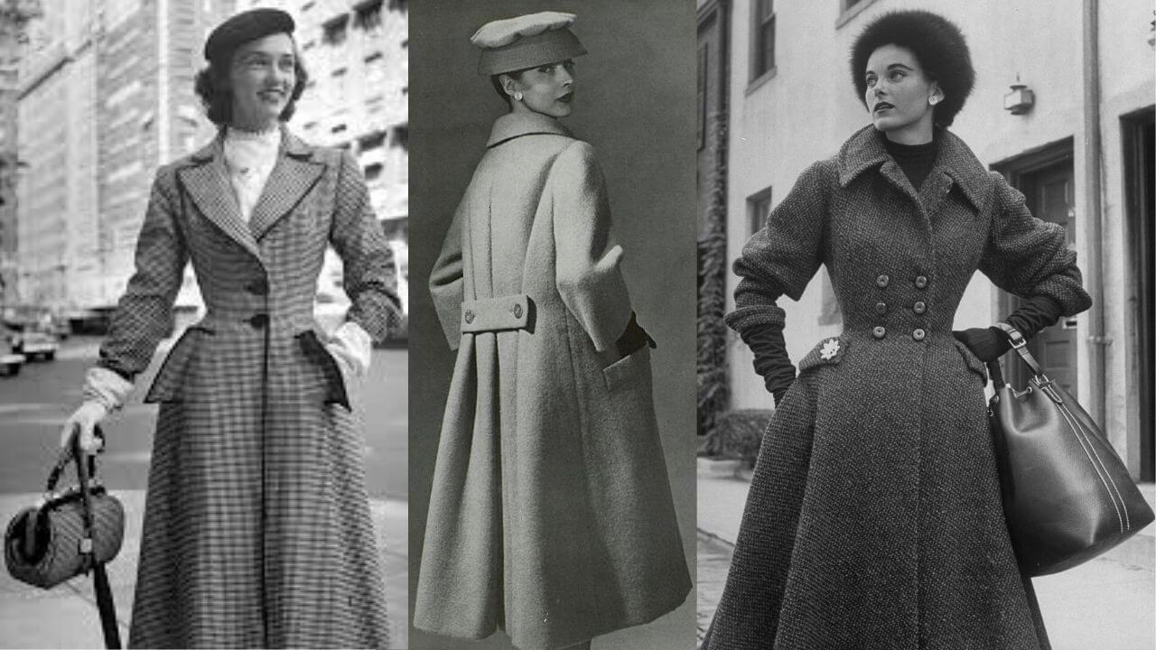 cappotti anni '50